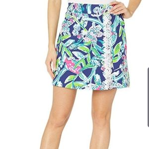 Lilly Pulitzer  Golf Skirt
